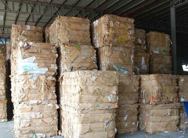 废纸打包应用行业